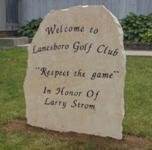 Lanesboro Golf Club