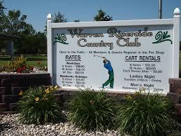 Warren Riverside Golf Course