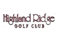 Highland Ridge Golf Club