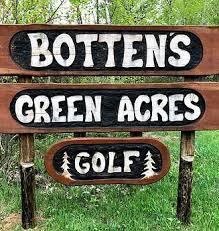 Botten's Green Acres Golf Course