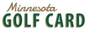 2021 Minnesota Golf Card